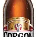 Piwo Corgoň Světlý ležák 12°