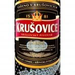 Piwo Krušovice Czarne puszka