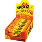 Big Shock cukier winogronowy z kofeiną 27 x 39g