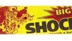 Batonik Big Shock z kofeiną