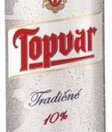 Piwo Topvar Světlé výčepní 10° puszka