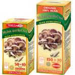 Boczniak ostrygowaty-100% preparat grzybowy bez domieszek