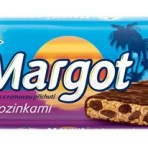 Batonik Margot z rodzynkami