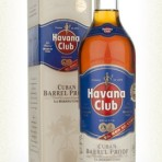 Havana Club Cuban Barell Proof 10y