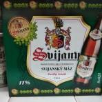 Piwo Svijany Máz 11° – Multipack