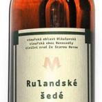 RULANDSKÉ ŠEDÉ 00 0.75L p.s. Marcinčák