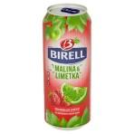 Piwo Birell bezalkoholowe malina-limetka puszka