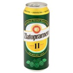 Piwo Zlatopramen 11 puszka