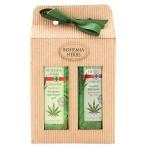 Cannabis opakowanie podarunkowe Bohemia żel+szampon