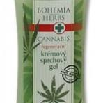 Cannabis kremowy żelek pod prysznic Bohemia