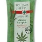 Cannabis szampon do włosów Bohemia