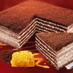 MARLENKA  tort miodowo-kakaowy
