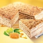 MARLENKA  tort miodowo-cytrynowy