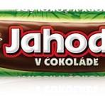 Baton Truskawka w czekoladzie