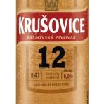 Piwo Krušovice 12° puszka