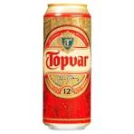 Piwo Topvar 12 puszka