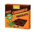 Czekolada mleczna cannabis 100g