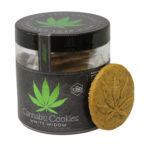 Cannabis White Widow ciastka konopne z nasionami 120 g