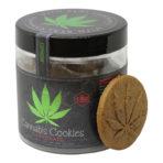 Cannabis ciastka KONOPNE z czekoladą 150 g