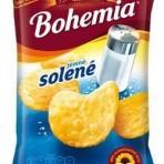 Bohemia Chips delikatnie solone 150g