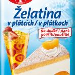 Dr.Oetker Żelatyna w plasterkach 10g