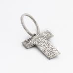 Oryginalny TATRATEA Metalowy Brelok do kluczy