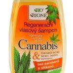 Odżywczy szampon regenerujący do włosów z ekstraktem z konopi 260ml Bione