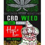 Kwiaty CBD Weed Platinium Harle Tsu
