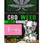 Kwiaty CBD Weed Platinium Therapy