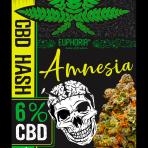Hash CBD 6% Amnesia