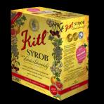Kitl Syrop z malin, 5l bag-in-box