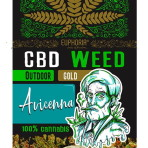 Kwiaty CBD Weed Gold Avicenna