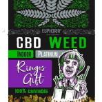 Kwiaty CBD Weed Platinium Ringo's Gift
