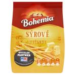 Paluszki Bohemia serowe 190g