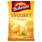 Bohemia Vroubky s příchutí hořčice 130g