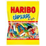 Haribo Cápsulas lékořicová  80g